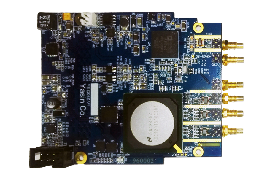 ADC and DAC Boards YE-D03Z